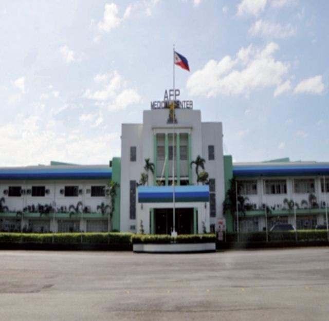 Almanac: Philippines, The Republic of • Military Medicine