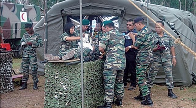 Almanac: Malaysia • Military Medicine Worldwide