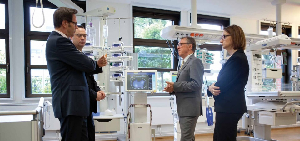 DRÄGER – more than five generations' technology for life