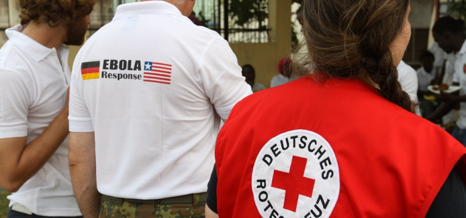 Ebola - Civil-Military Cooperation