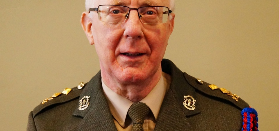 Interview with Colonel Gerald M. Kerr