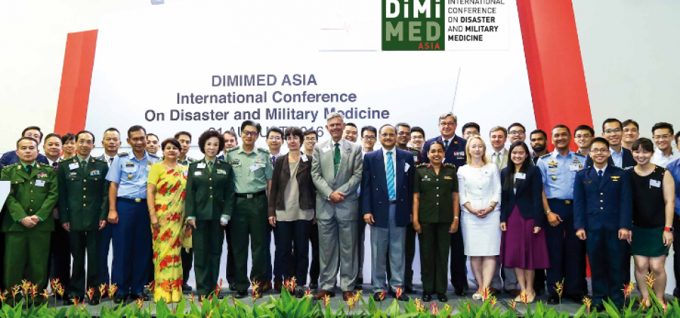 DiMiMED Asia Conference 2016