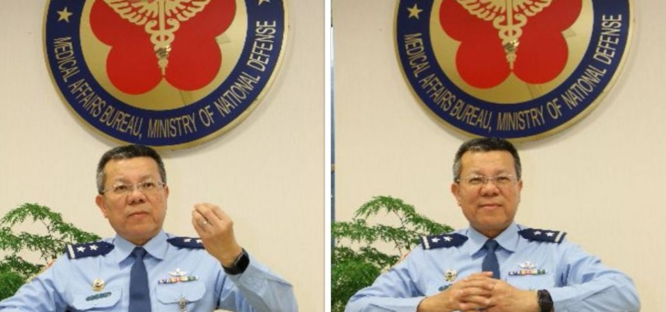Lieutenant General Yi-Chang WU MD PhD ROCAF, Surgeon General of Republic of China (Taiwan)