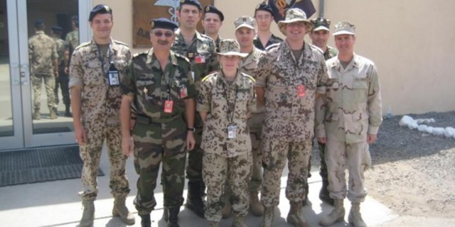 Development of a multinational Deployment Health Surveillance Capability (DHSC) for NATO