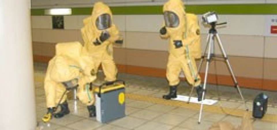 Readiness and response for chemical terrorism