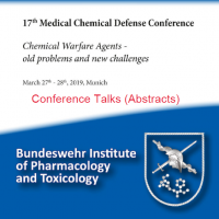17 Medical Chemical Defense Conference