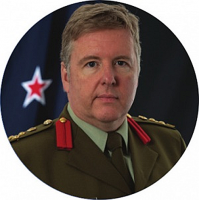 Interview with Brigadier Andrew Gray, Surgeon General, New Zealand Defence Force