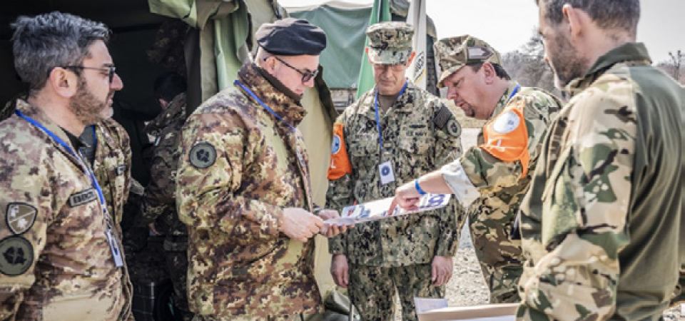 NATO´  s Medical Support in the Current Security Environment