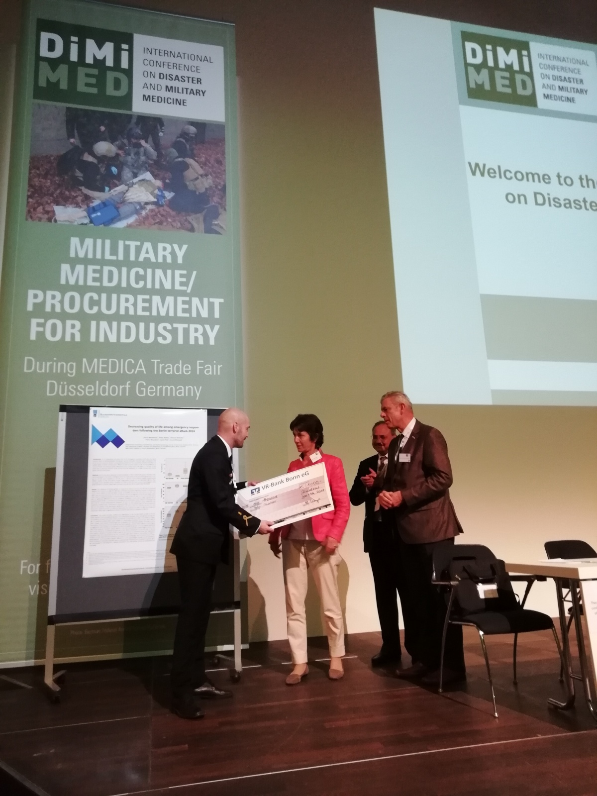 DiMiMED - International Conference on Disaster and Military Medicine