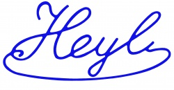 Logo: HEYL Chem.-pharm. Fabrik GmbH & Co. KG